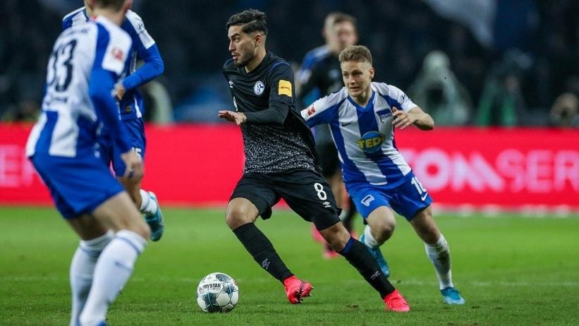 Hertha Berlino-Schalke 04