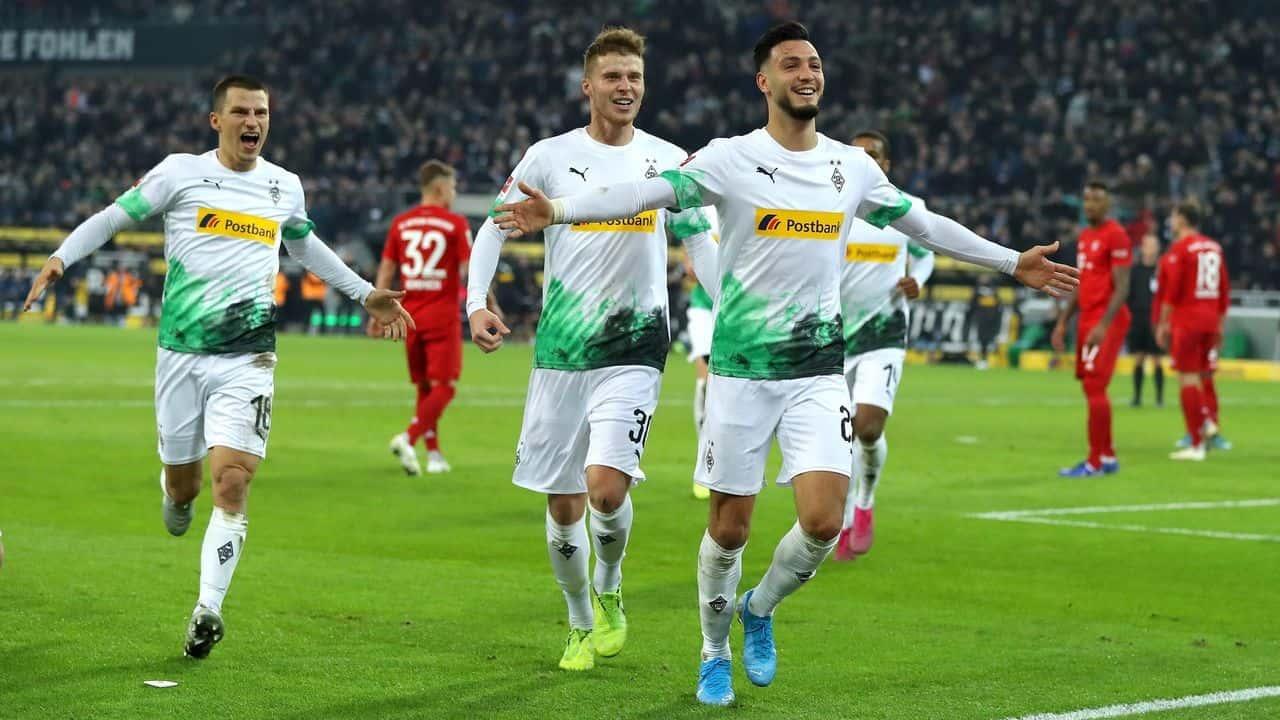 Bundesliga sedicesimo turno