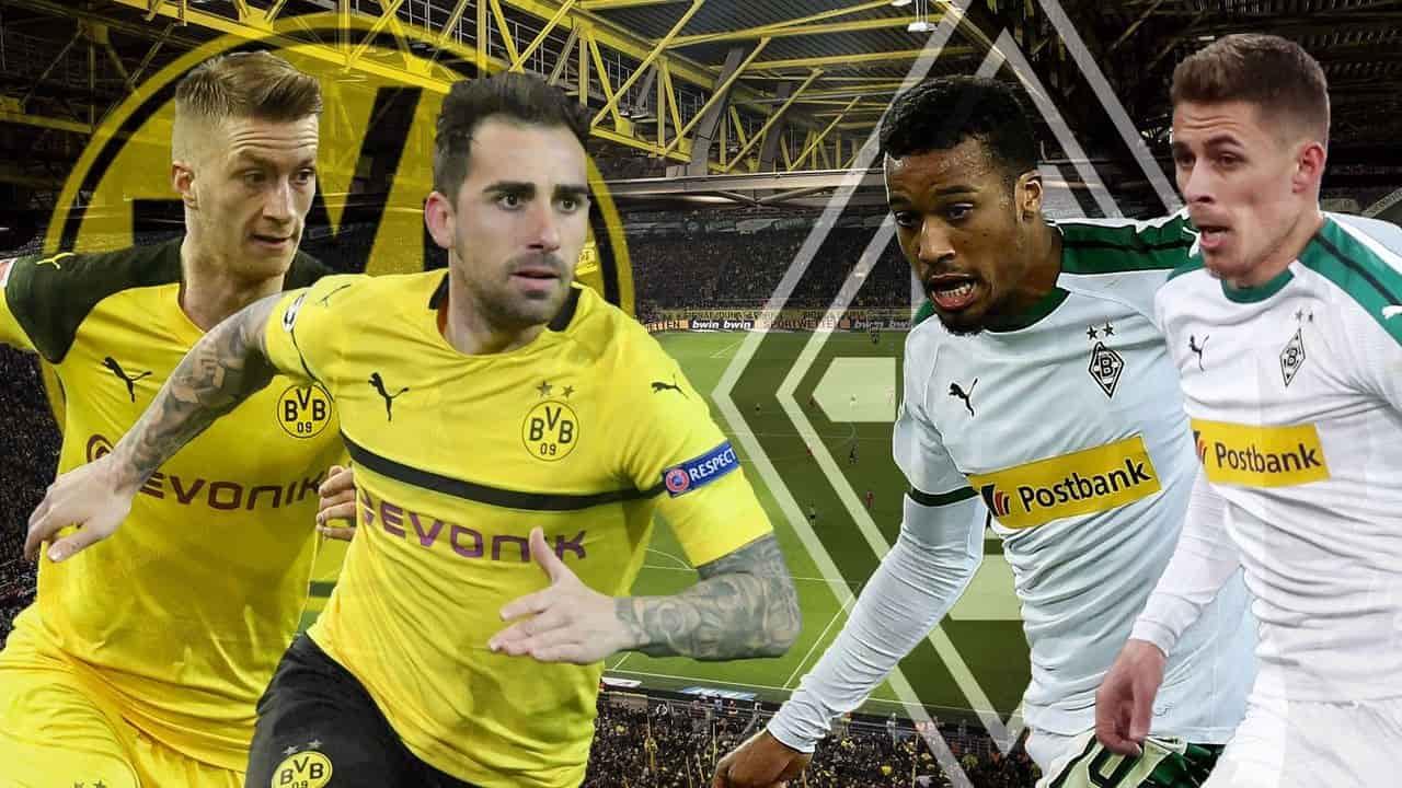Borussia M.gladbach-Borussia Dortmund