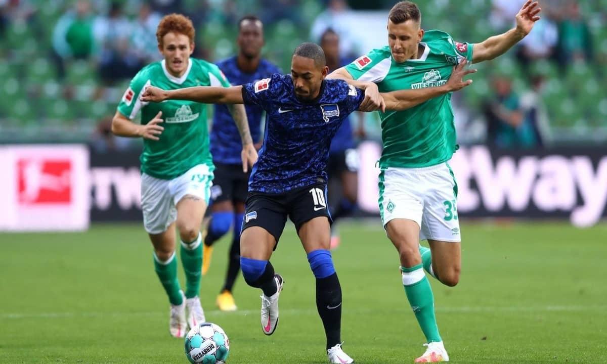Hertha Berlino-Werder Brema