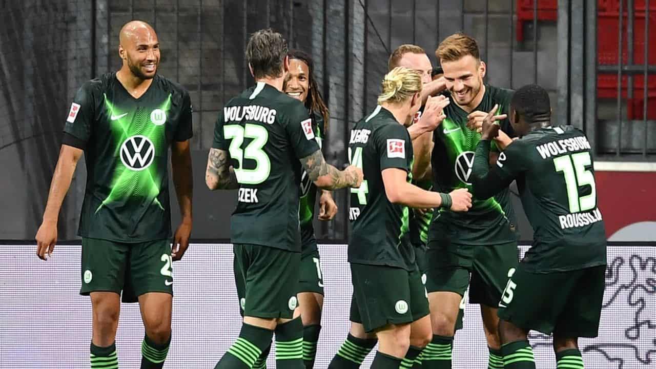 Bayern Leverkusen-Wolfsburg