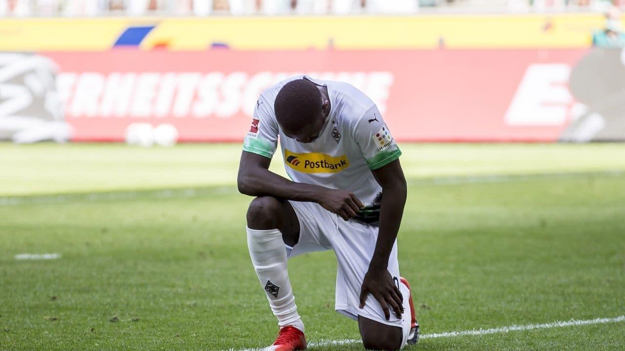 Union Berlino-Borussia M'gladbach