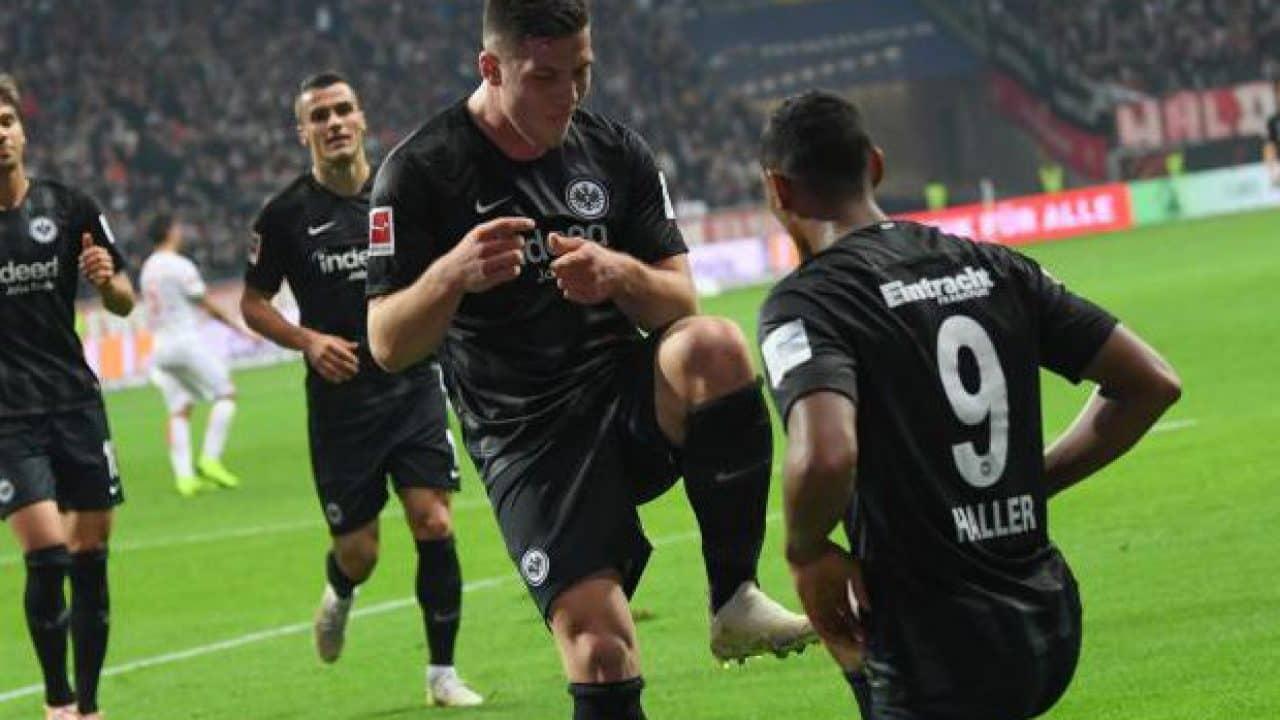 Hoffenheim-Eintracht Francoforte