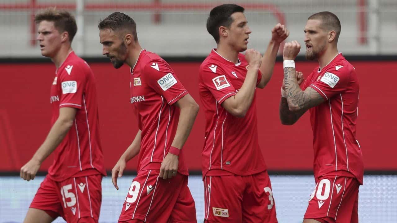 Union Berlino-Schalke 04