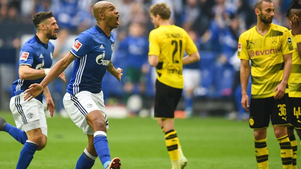 Schalke 04-Borussia Dortmund