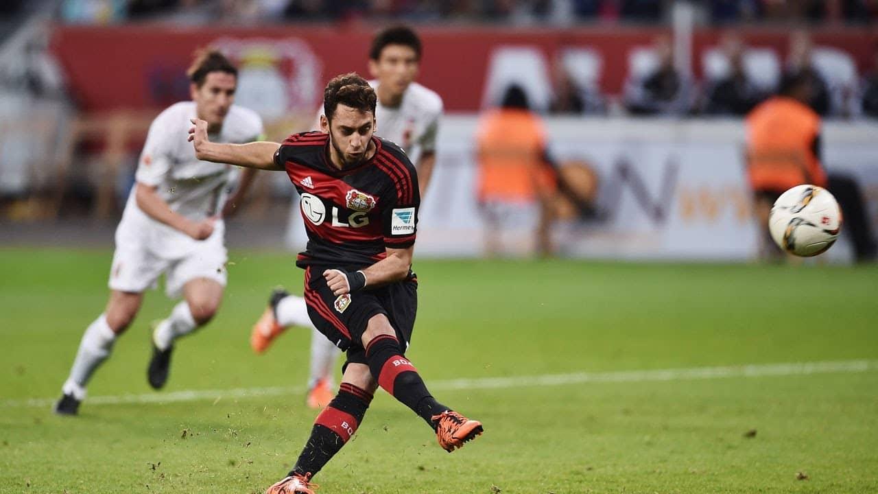 Augsburg-Bayer Leverkusen
