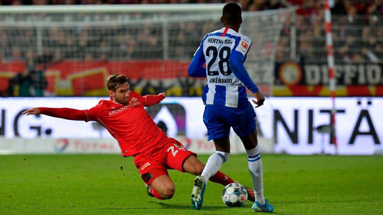 Hertha Berlino-Bayern Monaco