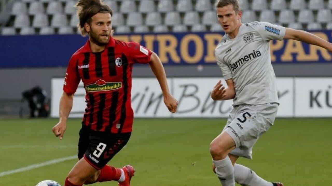 Bayer Leverkusen-Friburgo