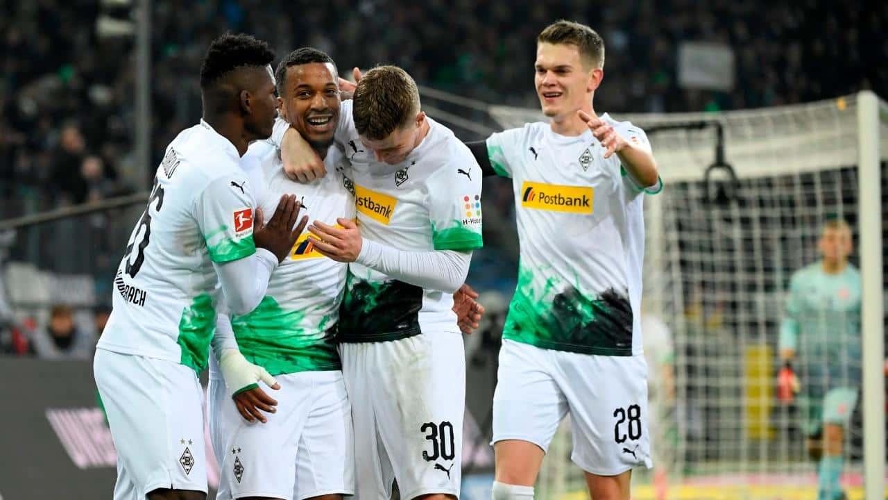 Borussia M'gladbach-Mainz