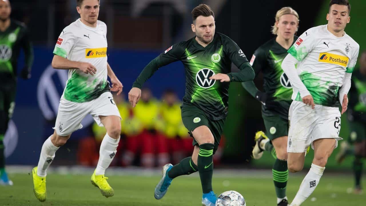 Wolfsburg-Borussia M'gladbach