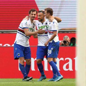 Sampdoria - Inter pronostico